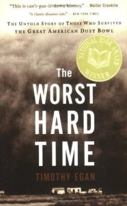 The Worst Hard Time Cover