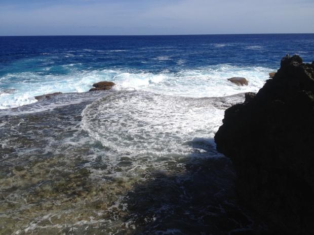 Taguan Point Coastline