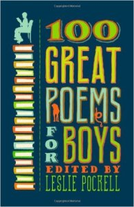 100 Great Poems for Boys Cover
